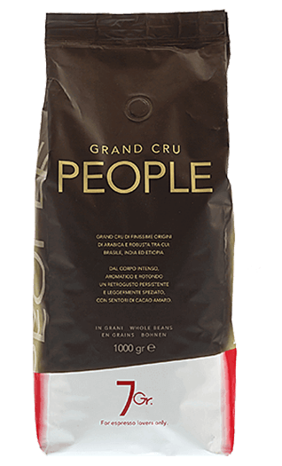 7Gr. People Grand Cru 1000g Bohnen
