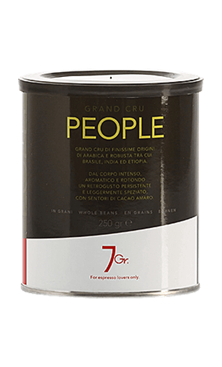 7Gr. Espresso People Grand Cru Bohnen 250g