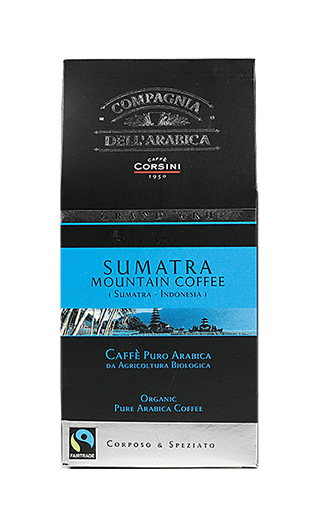 Caffe Corsini Grand Cru GAYO Mountain BIO Fairtrade gemahlen 250g